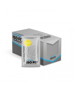 Sportdrink Iso Fit Zitrone - Sachet-Box (15x16g)
