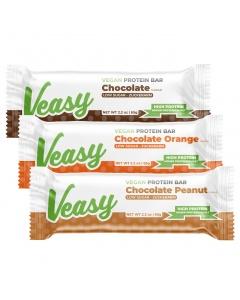 Veasy Classic - Vegan Protein Bar 12x65g