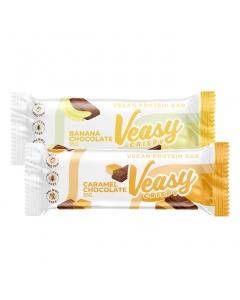 Veasy Crispy - Vegan Protein Bar 20x35g