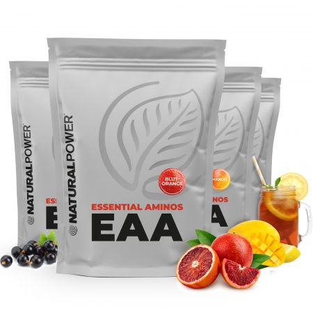 EAA Essential Aminos 480 G