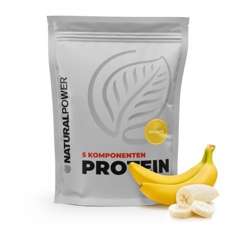 5 Komponenten Protein 1000 g