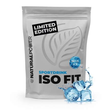 Sportdrink Iso Fit 1500 g - Blue Ice Limited Edition