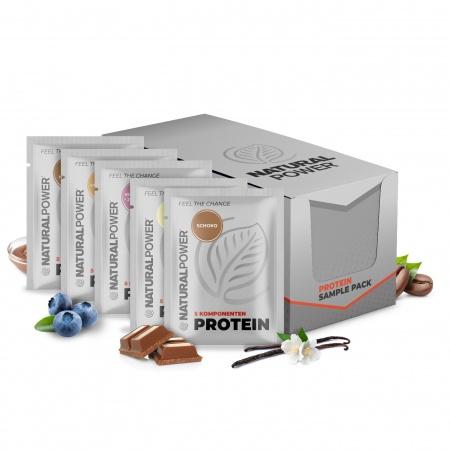 Probierbox 5 Komponenten Protein Mix (10x30g)