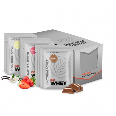 Probierbox Iso Whey Mix (10x30g)