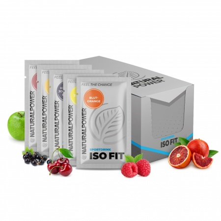 Probierbox Sportdrink Iso Fit Mix (15x16g)