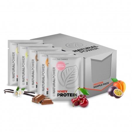 Probierbox Whey Protein Mix (10x30g)