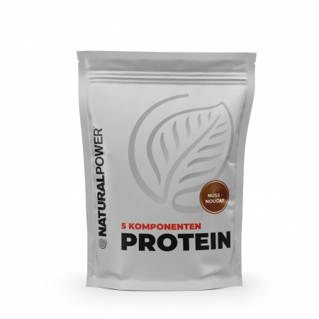 5 Komponenten Protein 500 g