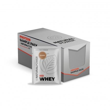 Iso Whey Mix - Sachet-Box (10x30g)