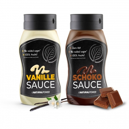 Süße Saucen - Zero Sauce 310 g