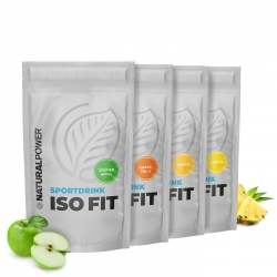 Sportdrink Iso Fit 400 g
